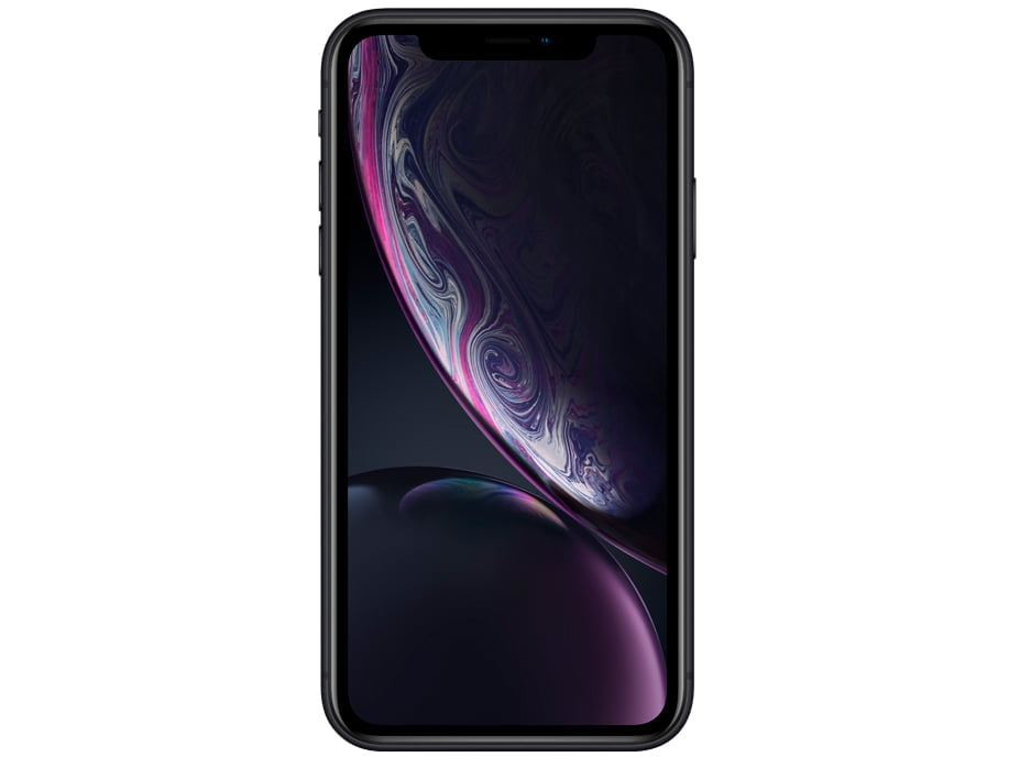 iPhone XR Apple com 256GB – Preto
