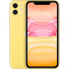iPhone 11 Apple com 128GB - Amarelo