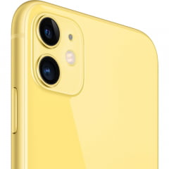 iPhone 11 Apple com 256GB - Amarelo