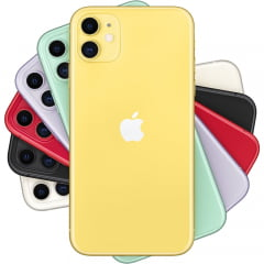 iPhone 11 Apple com 64GB - Amarelo