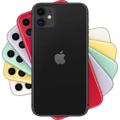 iPhone 11 Apple com 64GB - Preto