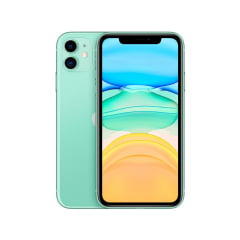 IPHONE 11 Apple com 256GB - VERDE