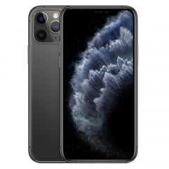 IPhone 11 Pro Apple, com 256GB - Cinza Espacial
