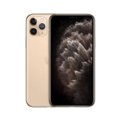 IPhone 11 Pro Max Apple, com 256GB  - Dourado
