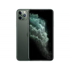 IPhone 11 Pro Max Apple, com 64GB  - Verde Meia-Noite