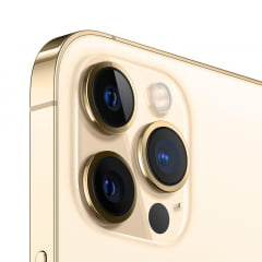 IPhone 12 pro max Apple com 256GB - Dourado