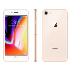 IPhone 8 Apple 256GB – Dourado