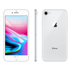 iPhone 8 Apple 256GB  – Prateado