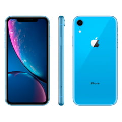 iPhone XR Apple com 256GB – Azul