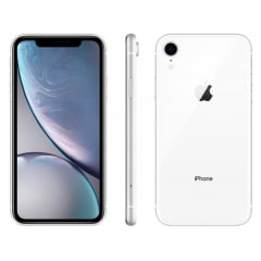 iPhone XR Apple com 256GB – Branco