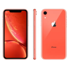 iPhone XR Apple com 256GB – Coral